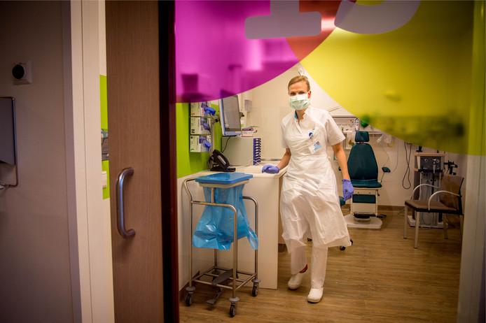 Spoedeisende Hulp van het Canisius-Wilhelmina Ziekenhuis in Nijmegen. (archieffoto)