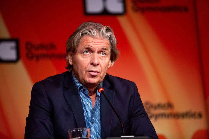 Mark Meijer, technisch directeur van de KNGU.
