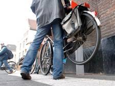 Politie Woerden zet lokfietsen in om fietsendiefstal terug te dringen