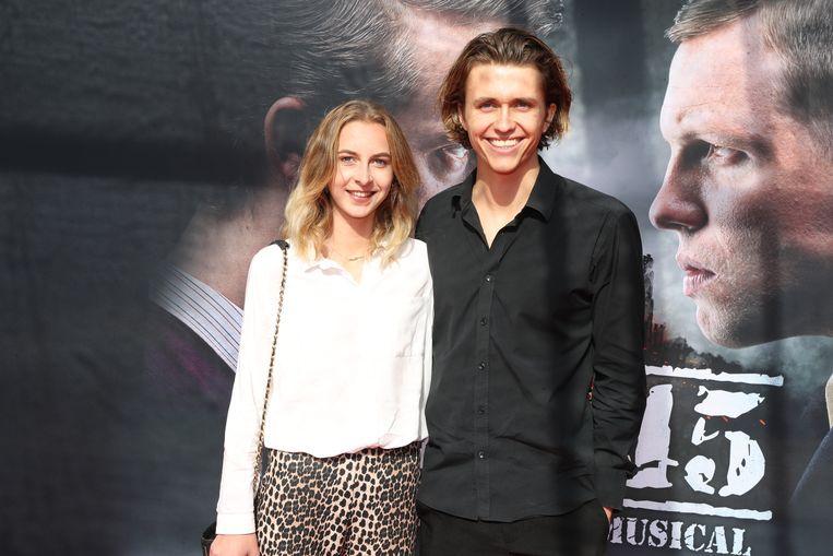 Ian Thomas en Anna.