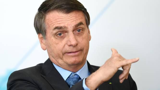 Braziliaanse president dreigt uit Mercosur te stappen als links wint in Argentinië