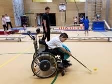 Gewone gymles, ook met rolstoel