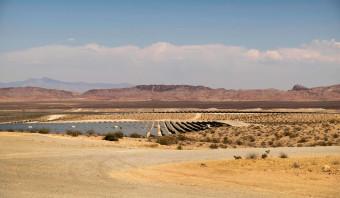 Indianen in de woestijn hebben eindelijk een melkkoe: zonnepanelen
