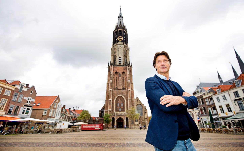 Producent Rick Engelkes komt met een nieuw voorstelling over Willem van Oranje.