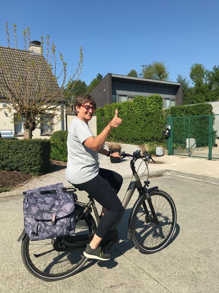 Ook de leerkrachten van Leiepoort campus Sint-Hendrik namen deel aan de uitdaging.