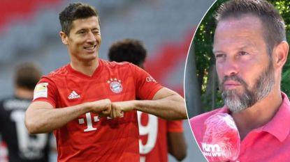 """Met 244 goals laat Lewandowski zelfs Messi en Cristiano achter zich, De Bilde: """"De complete nummer 9 """""""