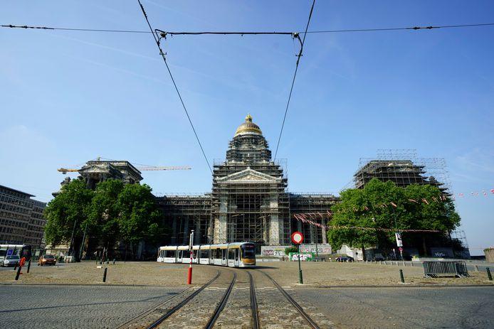 Palais de justice de Bruxelles (archives)