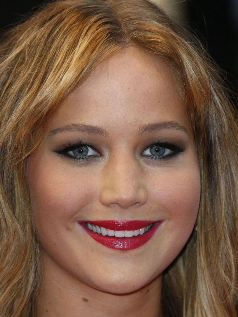 Actrice Jennifer Lawrence. Beeld afp