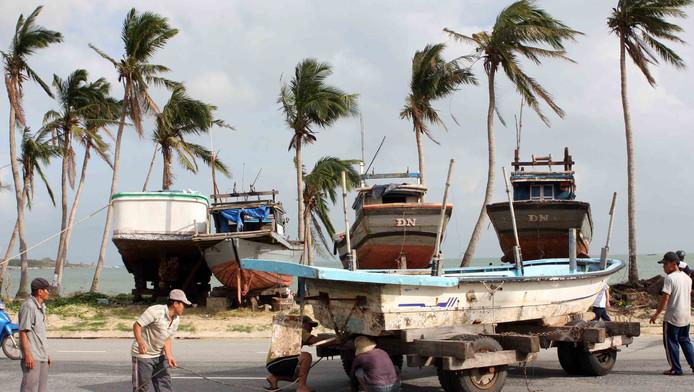 Visser in Danag nemen voorzorgsmaatregelen