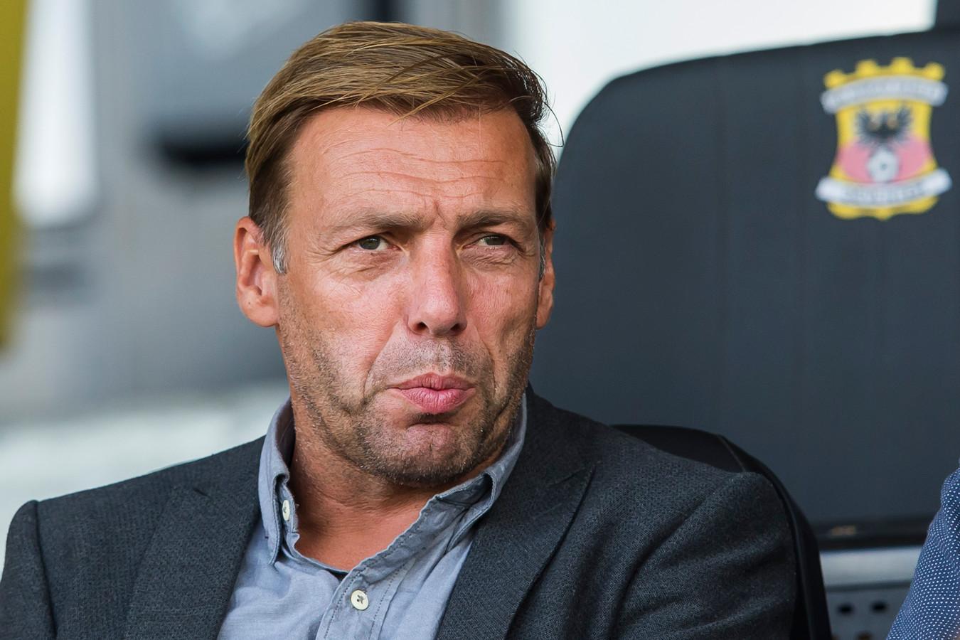 GA Eagles technisch-manager Paul Bosvelt