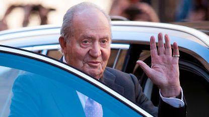 Spaanse oud-koning Juan Carlos moet hartoperatie ondergaan