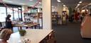 De lees- en zithoek in de Bibliotheek Heeswijk-Dinther gaat ruimer worden.
