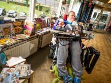 Dennis zet kookboekenmuseum op om zijn collectie te redden