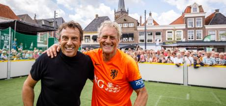 Voor Kees Kist komen Marco Borsato, Sjaak Swart en Mario van den Ende met liefde naar Steenwijk