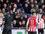 Poll: Rood of niet voor de ellebogen van Lozano en Huntelaar?