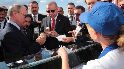 Turkije en Rusland liggen op ramkoers