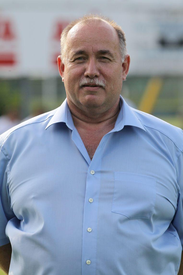 Alain Vereecke zal zich voortaan concentreren op zijn taken als sportief manager.
