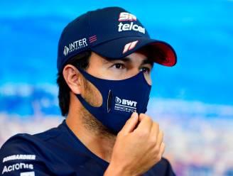 """Sergio Pérez viel uit de lucht bij het nieuws dat hij Racing Point moet verlaten: """"Dit is een knotsgek wereldje"""""""