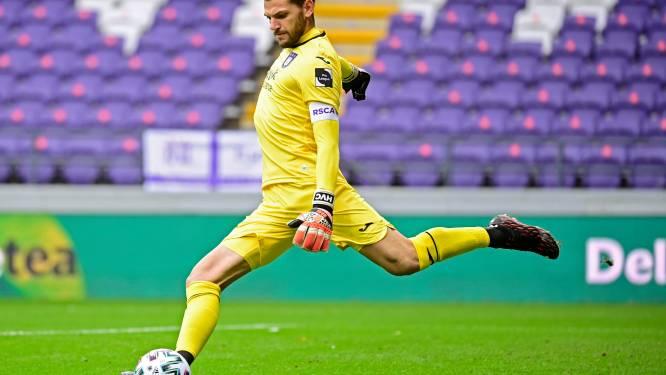 Op zoek naar zekerheid: Anderlecht wil extra keeper in januari na blessure Van Crombrugge