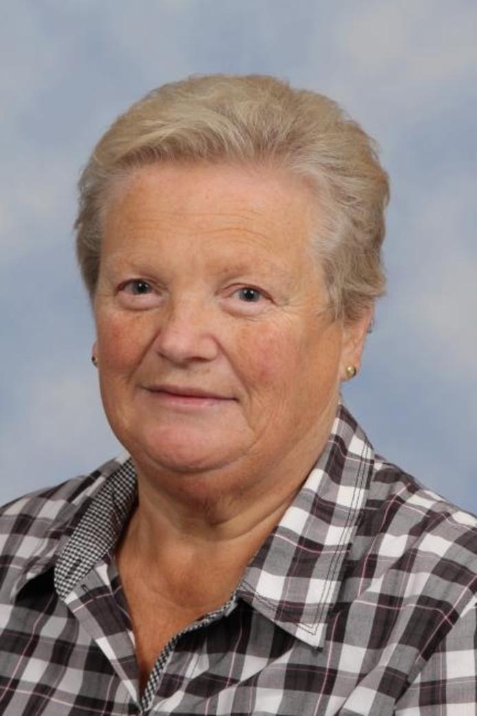 Petra van Breugel was 45 jaar lang docente op het Fioretti College.