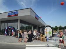 Aldi Nieuwerkerk geopend