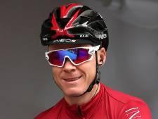 Froome maakt rentree in peloton tijdens Ronde van Emiraten