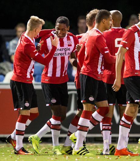 Goed seizoen voor Jong  PSV, maar nu de volgende stap