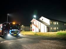 Voor derde keer in maand brand bij woonvoorziening asielzoekers Lent