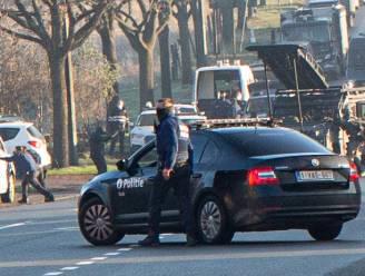 Ontvoerde man ontsnapt uit leegstaand huis in Halle: speciale eenheden arresteren vier mannen