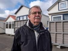 Strandslaaphuisjes niet opbouwen: 'Het meest zwarte scenario'