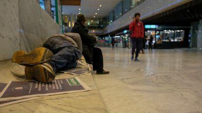 Brussels Gewest voorziet al  1.000 slaapplaatsen voor daklozen