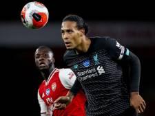 Les erreurs de Van Dijk et Alisson ont coûté cher à Liverpool, Origi monte en fin de match