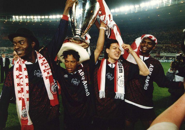 Hoe zag de Champions League-finale van 1995 er voor u uit?