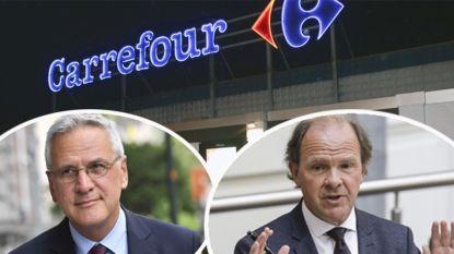 Peeters legt advies Muyters naast zich neer en keurt 'brugpensioen' bij Carrefour goed