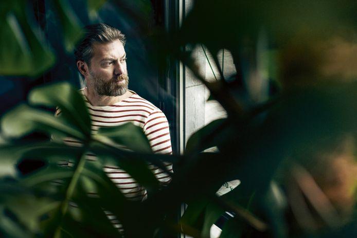 Acteur Geert Van Rampelberg (42)