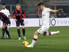 Bologna verliest van Milan, maar heeft coach Mihajlovic weer terug