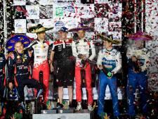 Sébastien Ogier gagne un Rallye du Mexique raccourci