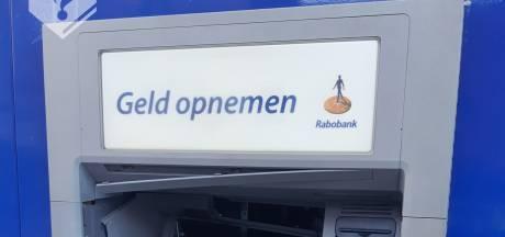 Geldautomaat opgeblazen aan Van der Horstweg