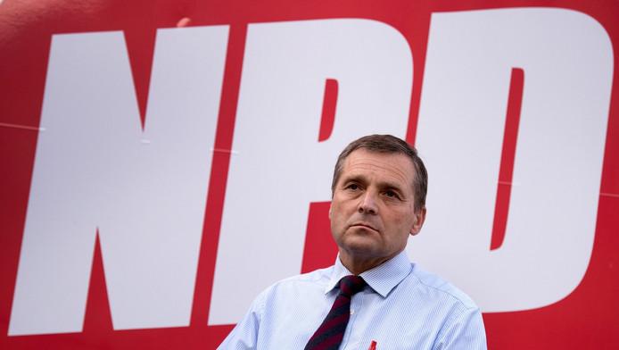 Udo Pastörs, leader du NPD