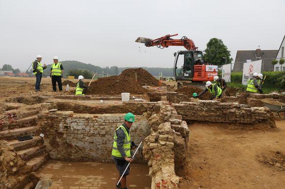 Het Hill 80 project in Wijtschate is laureaat voor de  derde editie van de Forum Archeologieprijs.