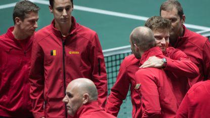 België treft Hongarije in kwalificaties voor Davis Cup 2020