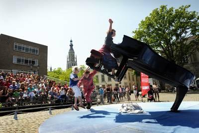 Stiltefestival Breda dat gericht is op kinderen verder onder nieuwe naam