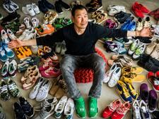 'Opa snapte niks van m'n verzameling sneakers'