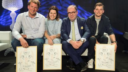 Tina Daem van Anna Pops wint Ondernemersaward