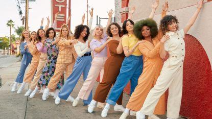 Modemerken in actie op Internationale Vrouwendag