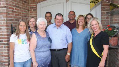 Gilbert en Godelieve vieren 50 jaar huwelijk