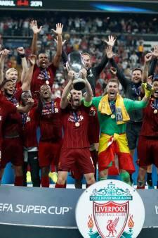 Liverpool remporte la Supercoupe d'Europe