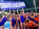 Waterpolosters kwalificeren zich voor de Olympische Spelen
