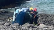 Belg (59) overleden nadat auto naar beneden stort langs kust van La Palma