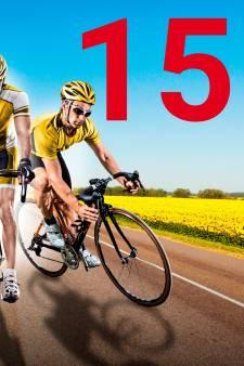 Dim Langerak wint etappe, Tommy van Oosterhout neemt geel mee naar Pyreneeën
